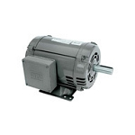 5Hp 1800rpm 215T 230vac 1phase OPEN