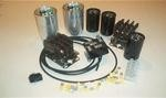 10Hp Rotary phase converter kit 230vac
