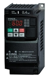 10 Hp Hitachi Three Phase VFD 200-230vac Input/Output