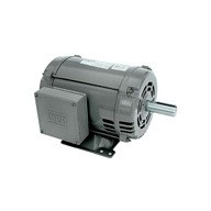 7.5Hp 1800rpm 215T 230vac 1phase OPEN